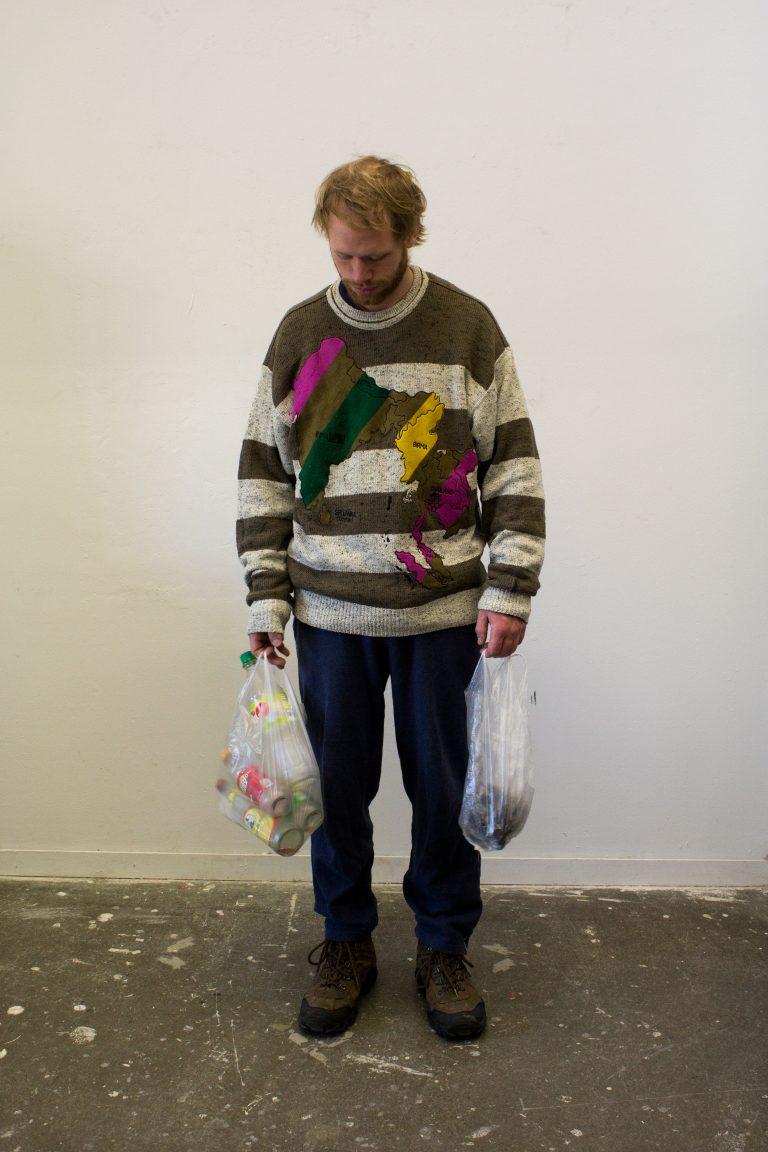 Daniel Nehring Performance / Installation Schnorren