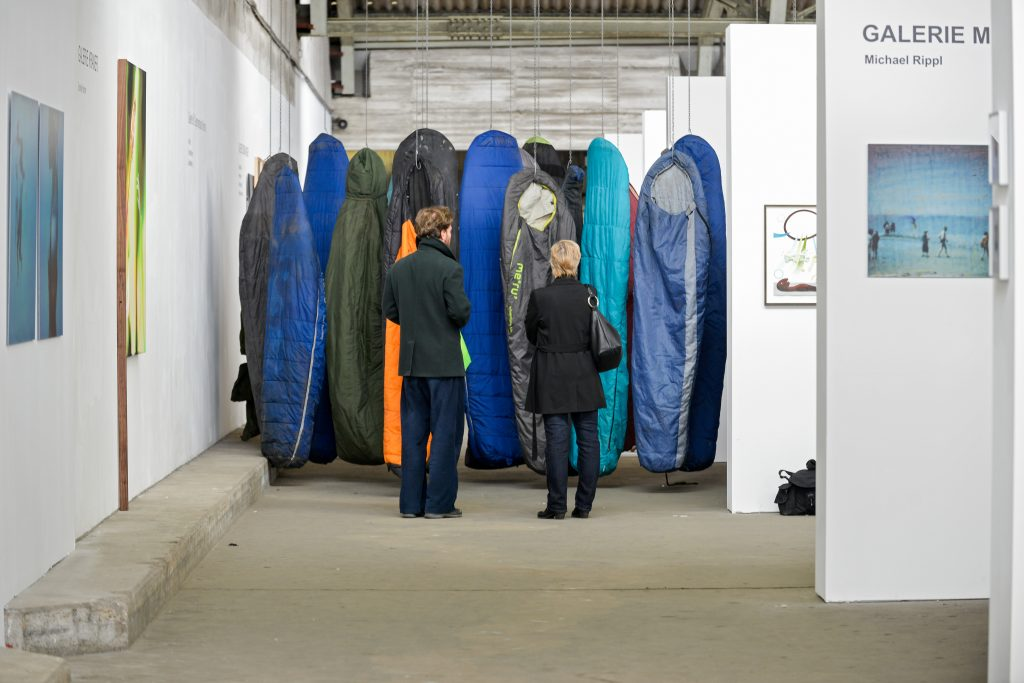 Daniel Nehring Kunstwerk Shelter I