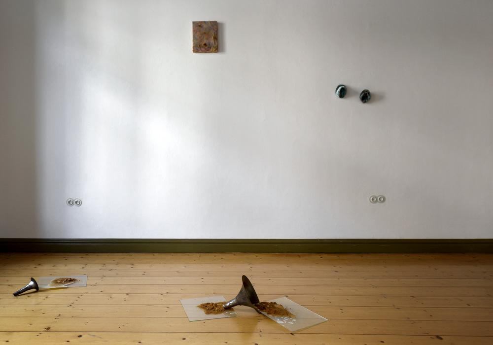 Daniel Nehring Ausstellungsansicht Wermut