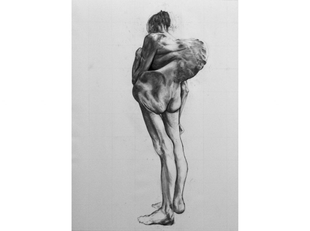 Daniel Nehring Zeichnung Marfa