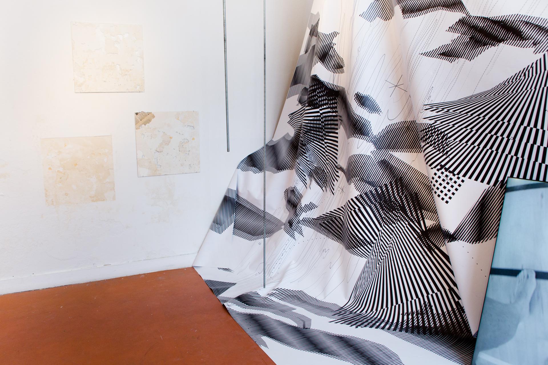 Daniel Nehring Kunstwerk Installation Fizzlemydazzle