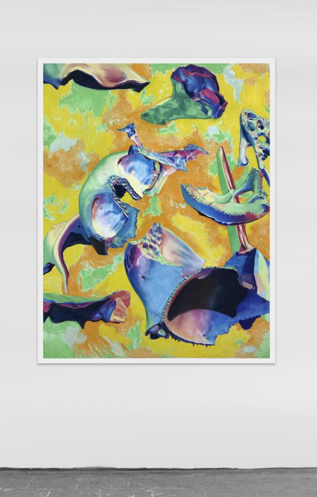 Daniel Nehring, Drawing Vanitas_Plastic_Version_002, Pastell, Zeichnung, Pastel, Drawing, Fine Art, Art